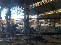 В Дзержинске при обрушении здания цеха погибли двое рабочих