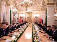 Восьмое заседание Совета сотрудничества высшего уровня между Российской Федерацией и Турецкой Республикой