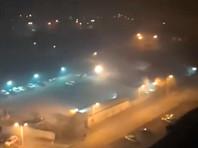 Иркутск заволокло дымом и пеплом от лесных пожаров (ФОТО, ВИДЕО)
