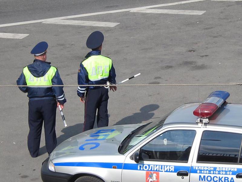 Следственный комитет ходатайствует об аресте водителя, сбившего в Москве инспектора ДПС при проверке документов