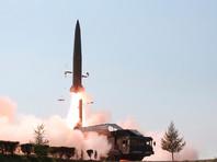Испытания ракет малой дальности, 9 мая 2019 года