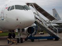 """""""Аэрофлот"""" за сутки отменил более 10 рейсов самолетов Sukhoi Superjet 100"""