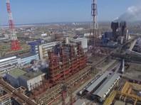 """Три человека погибли при взрыве на заводе """"Азот"""" в Пермском крае"""