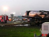Опубликована расшифровка переговоров диспетчеров и пилотов сгоревшего в Шереметьево самолета