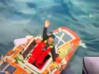Федор Конюхов завершил свой переход через Тихий Океан на весельной лодке за 154 дня, но его состояние сильно ухудшилось