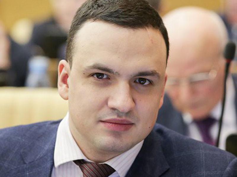Депутат Госдумы от Свердловской области Дмитрий Ионин