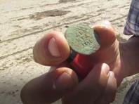 Искателям удается обнаружить старинные монеты и различные предметы быта