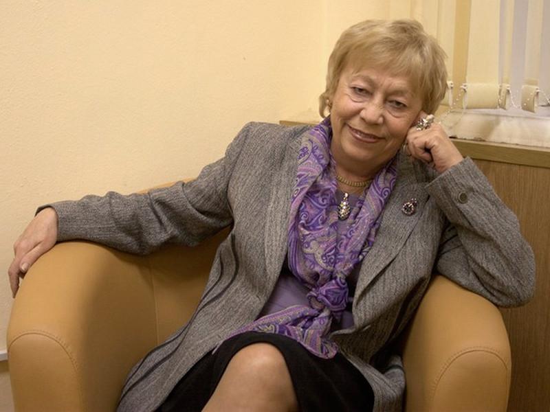 На 79-м году жизни скончалась советский и российский историк Наталия Басовская