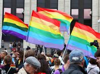 ЛГБТ-активисты направили в мэрию столицы заявку на проведение 25 мая гей-парада, а также трех митингов 25, 26 и 27 мая