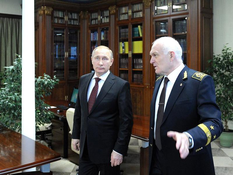 Ректор Горного университета Владимир Литвиненко, который был научным руководителем Владимира Путина, в четвертый раз стал лидером по доходам среди руководителей российских вузов