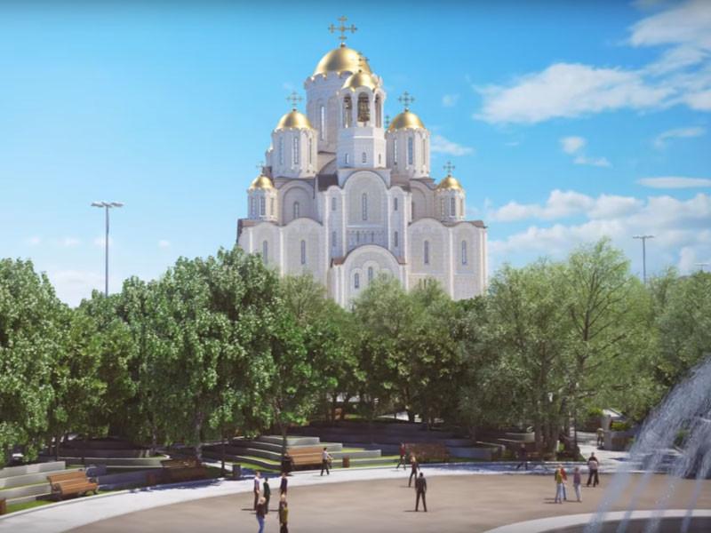 Всероссийский центр изучения общественного мнения (ВЦИОМ) опубликовал данные опроса о строительстве храма святой великомученицы Екатерины в Екатеринбурге
