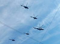 Ближайшая тренировка с участием авиации запланирована на 4 мая
