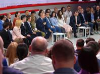 Об этом он заявил на заседании медиафорума Общероссийского народного фронта
