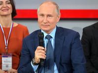 Путин предложил провести опрос жителей о строительстве храма в Екатеринбурге