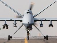 Ударные американские беспилотники MQ-9 Reaper, разработанные корпорацией General Atomics, имеют дальность более 1,2 тыс. км, несут различные вооружения, в том числе ракеты воздух-земля. По утверждению Минобороны РФ, они фактически подпадают под действие ДРСМД как крылатые ракеты наземного базирования