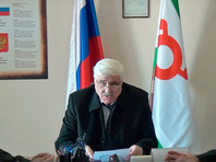На и.о. председателя Совета тейпов ингушского народа Мурада Даскиева завели дело о фейковых новостях