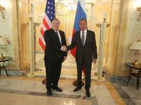 Дипломаты рассказали, как Лавров и Помпео прощупывали почву для сотрудничества на переговорах в Сочи