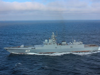 У России вскоре будет 12 фрегатов проекта 22350М, на которых разместят новейшее гиперзвуковое оружие