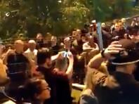 Стихийный протест против строительства храма в Екатеринбурге продолжался всю ночь (ФОТО, ВИДЕО)