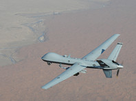 В Сети появилось ВИДЕО перехвата российским боевым самолетом американского ударного беспилотника MQ-9 Reaper