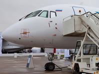 В Шереметьево вылет SSJ-100 в Ригу задержали из-за запаха горелой проводки (ФОТО)