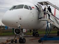 Авиакомпания почти сутки переносила, а затем отменила рейс Новосибирск - Ростов-на-Дону на самолете Sukhoi Superjet 100