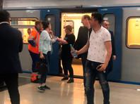 В московском метро объяснили, почему эвакуация пассажиров из застрявших поездов заняла 3,5 часа