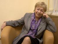 В Москве скончалась историк Наталия Басовская