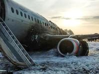 """""""Коммерсант"""" назвал ошибку пилотов доминирующей в СК версией причины авиакатастрофы в Шереметьево"""