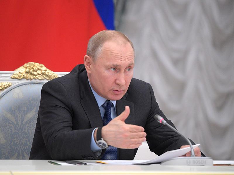 Причина падения рейтинга президента России Владимира Путина - неверие россиян в то, что жить станет лучше
