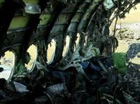 Они совершили посадку в аэропорту с явным превышением скорости и при невыработанном топливе, что и привело к повреждению воздушного судна с последующим пожаром