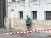 Возле здания Минстроя в Москве задержали мужчину, грозившего самосожжением из-за запрета строить дом
