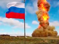 Минобороны опубликовано ВИДЕО испытаний новой ракеты системы ПРО по программе A-135 - она должна защитить Москву от ядерного удара