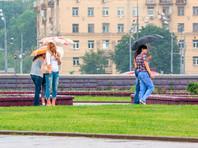 С 24 июня в Центральной России установится прохладная погода с кратковременными дождями