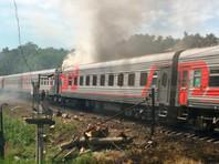 Во второй половине дня в субботу поступило сообщение о ДТП на нерегулируемом ж/д переезде, возле станции Шенджий в Тахтамукайском районе Адыгеи, сообщило региональное МЧС