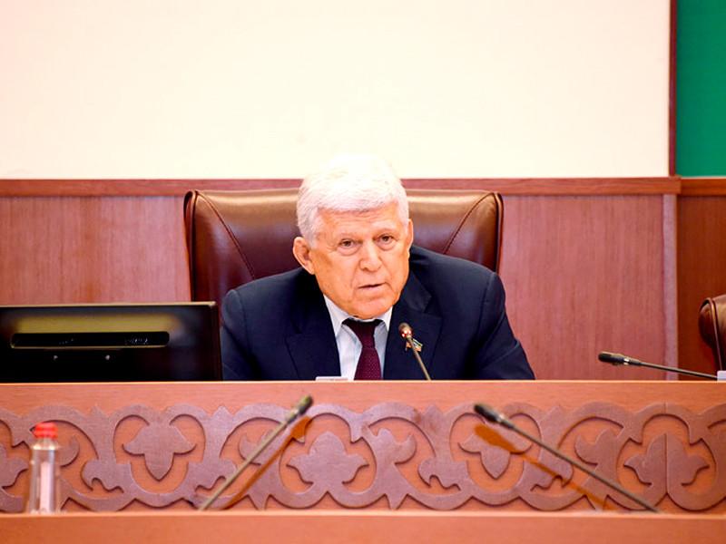 Спикер дагестанского парламента Хизри Шихсаидов