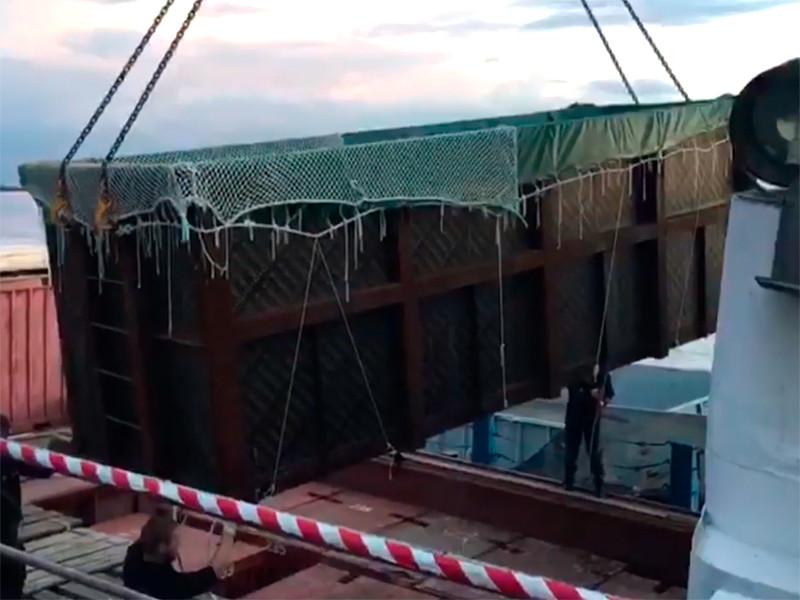 """Анонсированное Путиным освобождение белух и косаток из """"китовой тюрьмы"""" началось"""