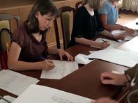 """Штаб Навального рассказал о том, как """"рисуют"""" подписи за Беглова в Петербурге"""
