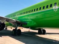 В аэропорту Краснодара Boeing авиакомпании S7 совершил жесткую посадку, задев хвостом посадочную полосу (ВИДЕО)