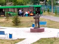 В Красноярске женщина родила в рейсовом автобусе (ВИДЕО)