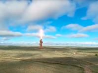 В Минобороны не уточнили название ракеты, отметив, что система ПРО, с которой ее запускали, уже стоит на вооружении