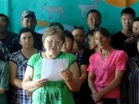 Жители поселка в Бурятии пожаловались Путину на пытки и террор со стороны добытчиков нефрита (ВИДЕО)