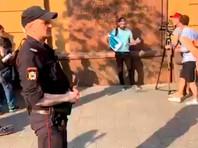 """Пикеты в поддержку журналиста """"Медузы"""" Ивана Голунова"""