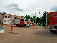 В Дзержинске и трех поселках введен режим ЧС после взрывов на заводе с тротилом