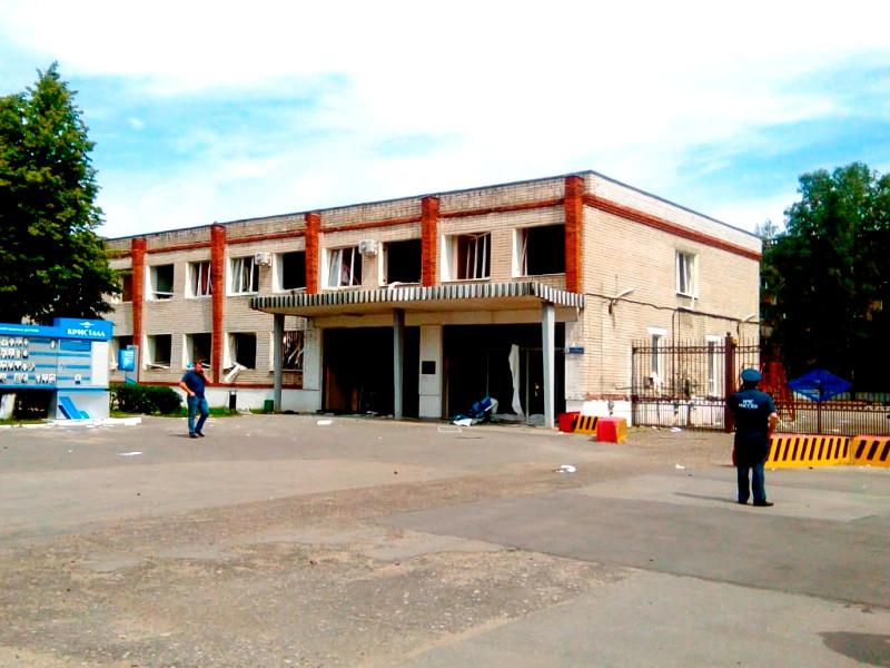 В Дзержинске завершили аварийно-спасательные работы после серии взрывов на заводе взрывчатки. Начата оценка ущерба