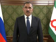 Глава Ингушетии Юнус-Бек Евкуров заявил о намерении досрочно уйти в отставку