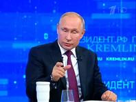 """Судя по опросу ВЦИОМ, во время """"Прямой линии"""" работа в России замрет на несколько часов, так как 75% опрошенных россиян намерены следить за выступлением Путина, будучи на своих рабочих местах (причем 30% от начала и до конца)"""