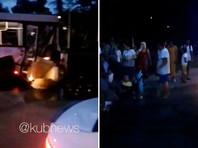 В Сочи в ДТП с автобусом пострадали 8 человек, включая детей
