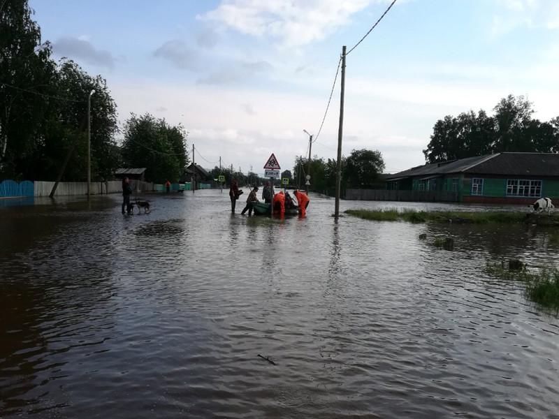 Иркутская область, июнь 2019 года