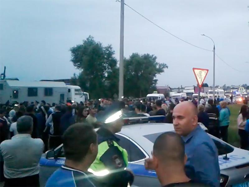 Массовые столкновения на национальной почве под Пензой: около 200 человек пошли на цыган из-за поруганных девушек, есть убитые